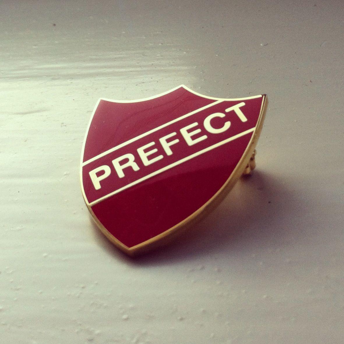 Image result for hope town prefect badges